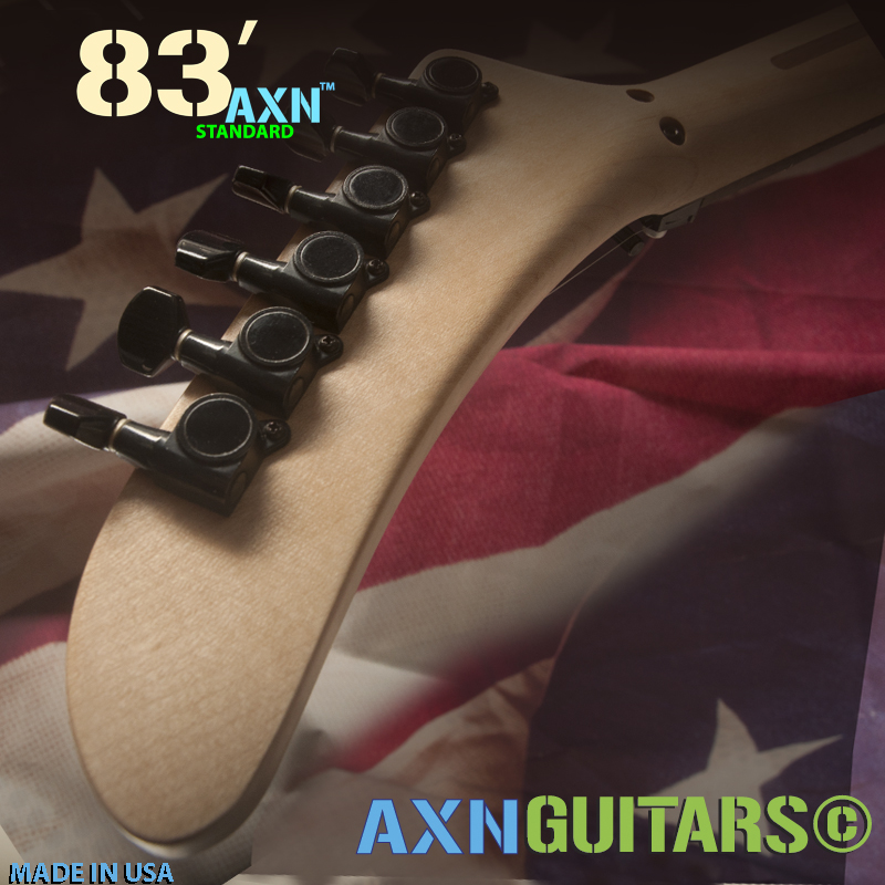 AXN™ 83' -  Hockey Stick Headstock