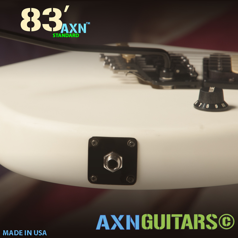 AXN™'s - Conveniently Serviceable Input Jack
