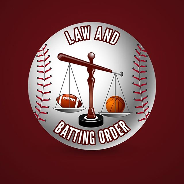 Here it is, the brand new LABO logo.  #SportsLaw