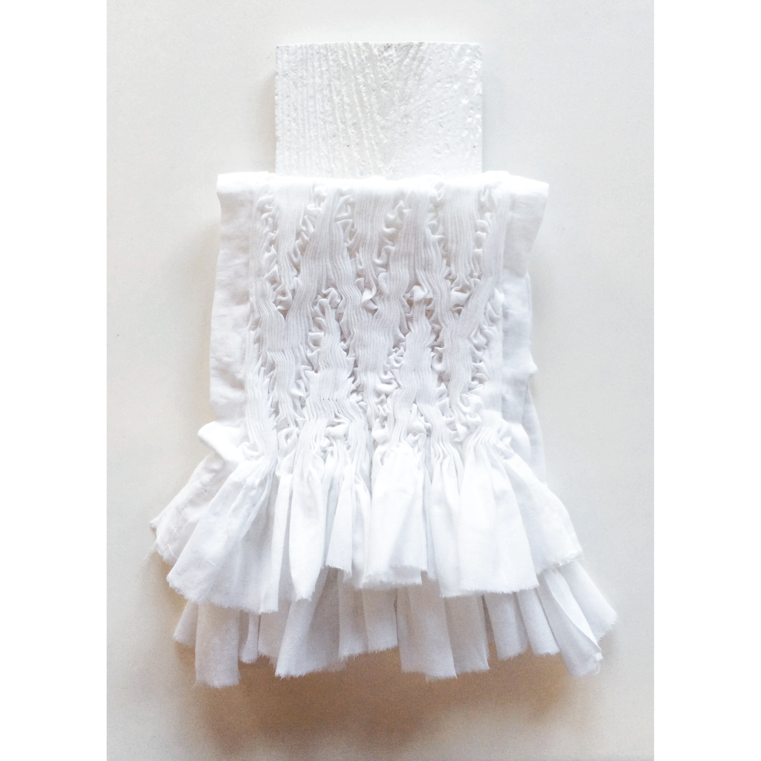 ITALIAN SMOCKING PIECE,                 WHITE OUT, OCAD FINAL PROJECT