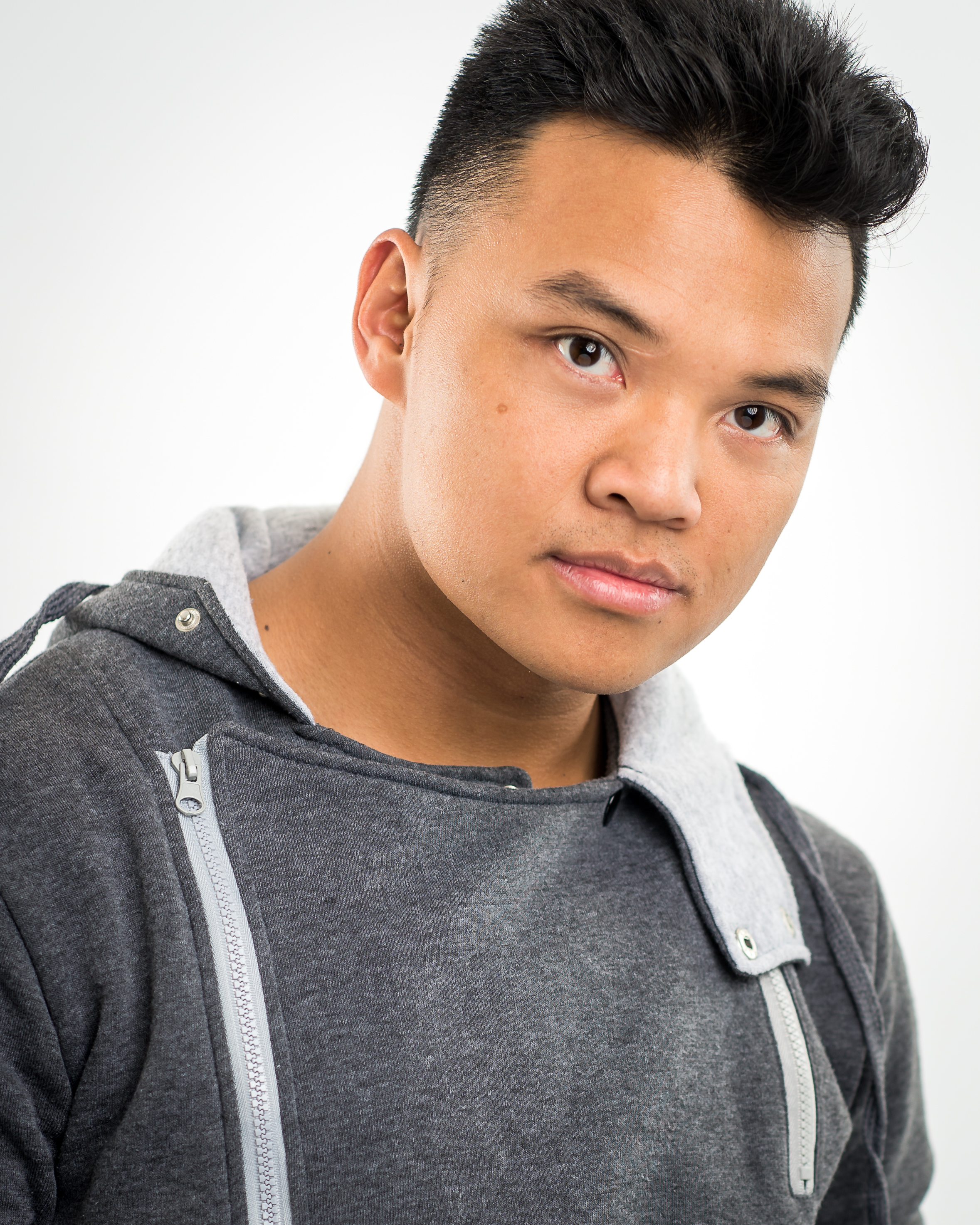 Tony Nguyen  obtained a BA in Dance at CSU, Sacramento. He has furthered his artistic and performance voice locally in the Sacramento Community and in the Bay Area performing with Project Bandaloop, Paufve Dance, Mid to West Dance, Joe Goode Performance Group, Nolan T'Sani, Lisa Ross, Red Bucket Dance Theatre, DIG, Lori Bryhni, Felipe Barrueto, Shakiri and many other movers and shakers. He recently finished touring with Project Bandaloop to NCSU, Taiwan and Shanghai for the fall tour season hanging from ropes and dancing vertically. He is enjoying the adventure directing and dancing with TwoPoint4 as they work with choreographers locally and abroad. He loves his wife, his two cats, teaching dance, cooking pizza, eating pizza and holding a camera against his right eye. You can see his beautiful photography throughout our website and on the walls at the studio. www.tony-nguyen.com.