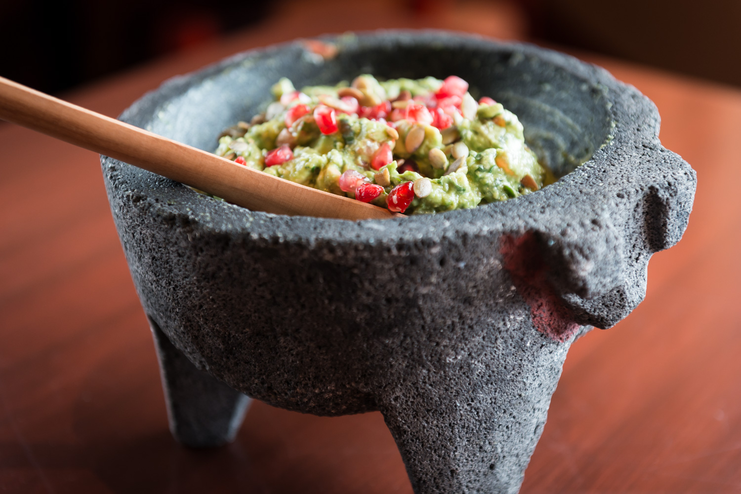 (201) Main Dish - October 2015 - Rosa Mexicano - Day of the Dead
