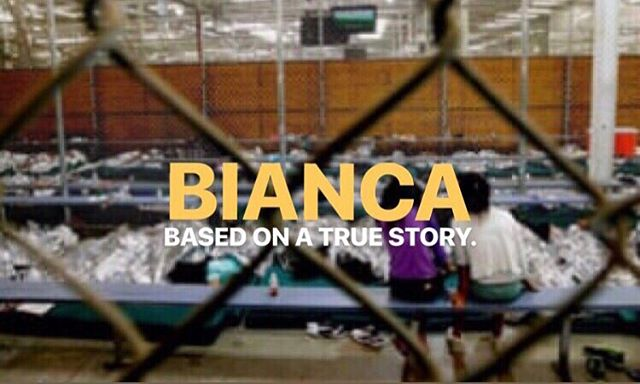 Bianca is 9. Her favorite color is yell-oh. Her favorite movie used to frozen, till ICE kicked in the doh'. 💜