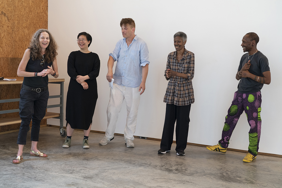 "Open House 2019, featuring Robbie McCauley et. al.: ""Untitled."" Photo: Whitney Browne"