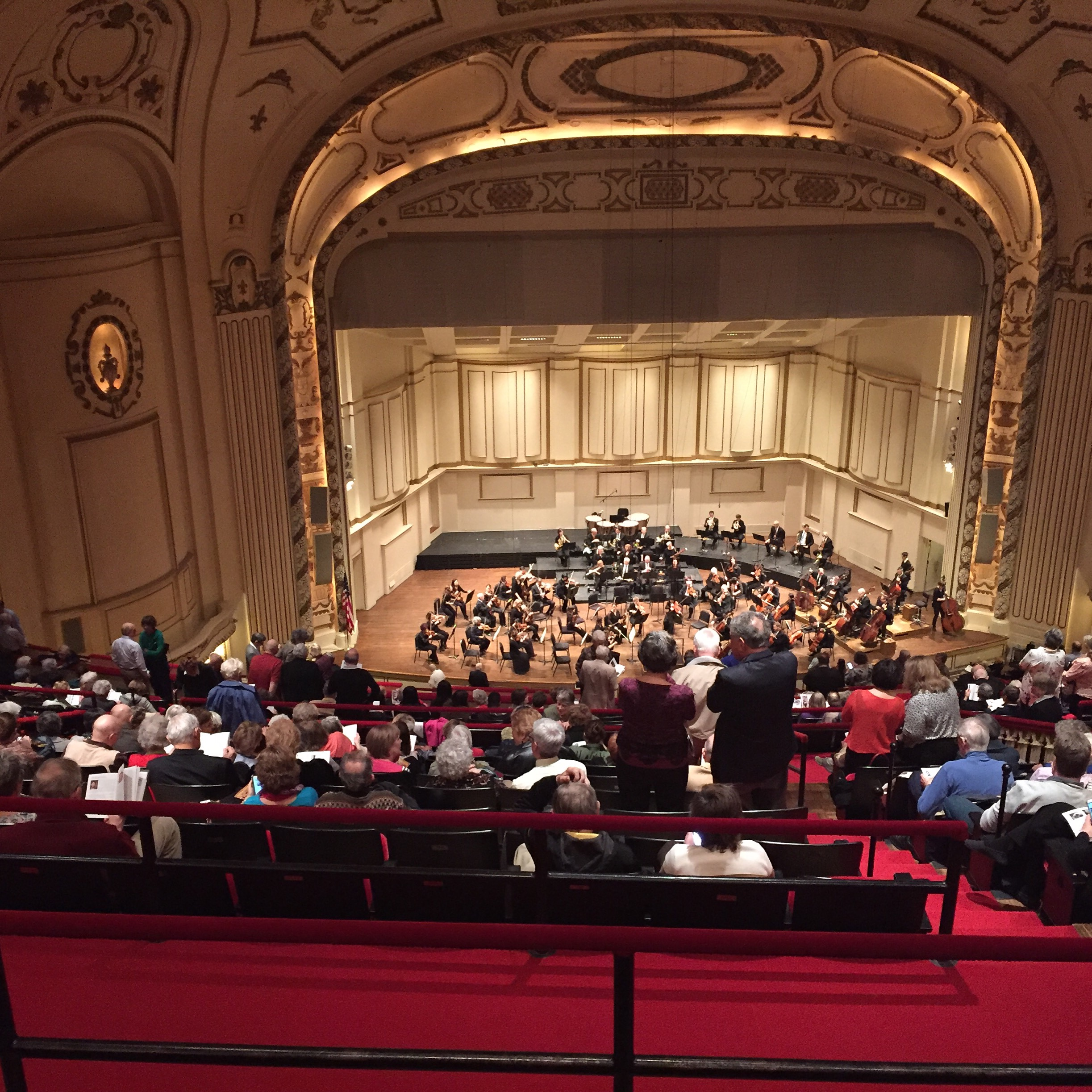 St. Louis Symphony - The St. Louis Symphony Orchestrawas founded in 1880 by Joseph Otten as the St. Louis Choral Society, and the St. Louis Symphony is the second-oldest professional symphony orchestra in the United States, preceded only by the New York Philharmonic. Its principal concert venue is Powell Symphony Hall.