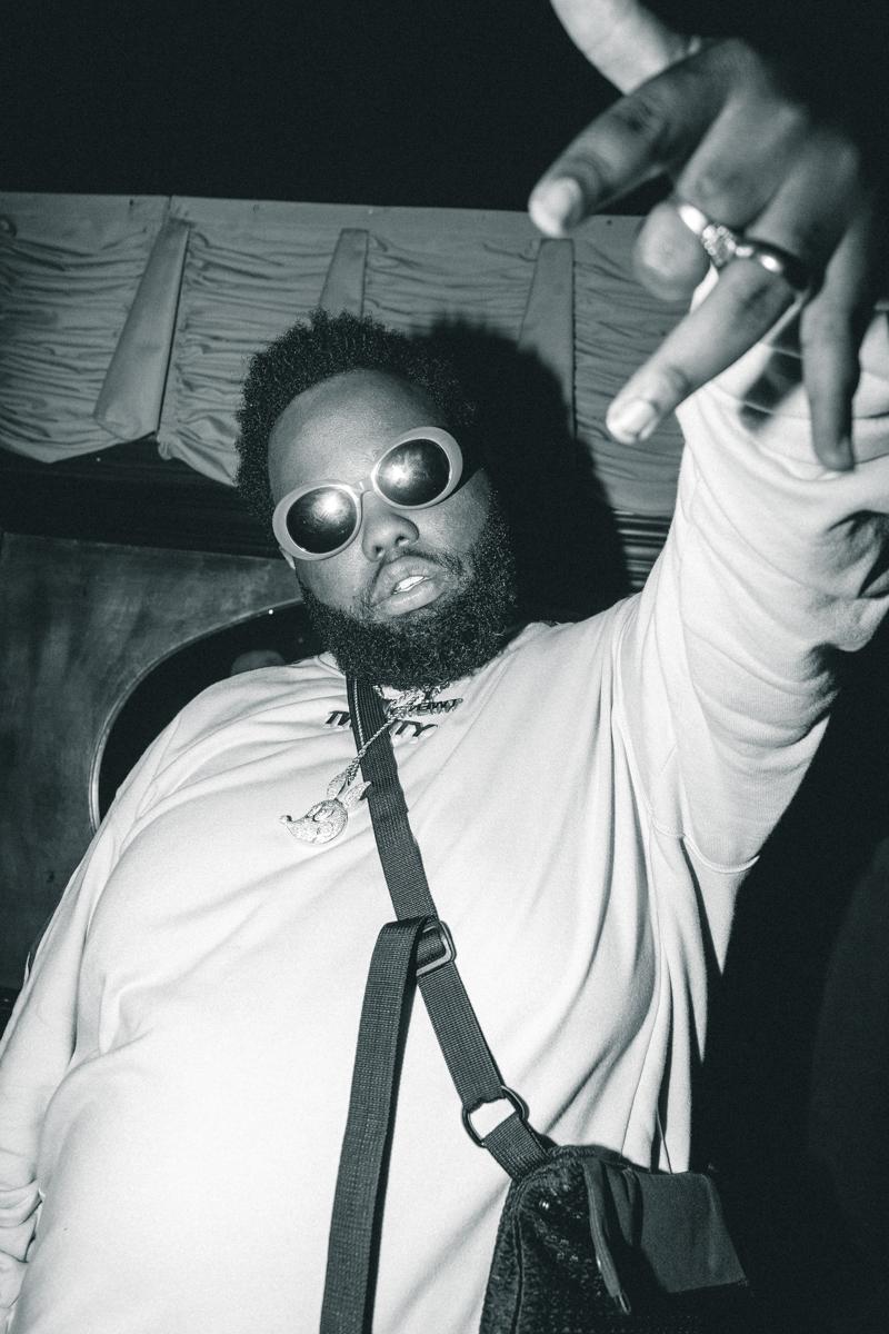 American rapper 24hrs