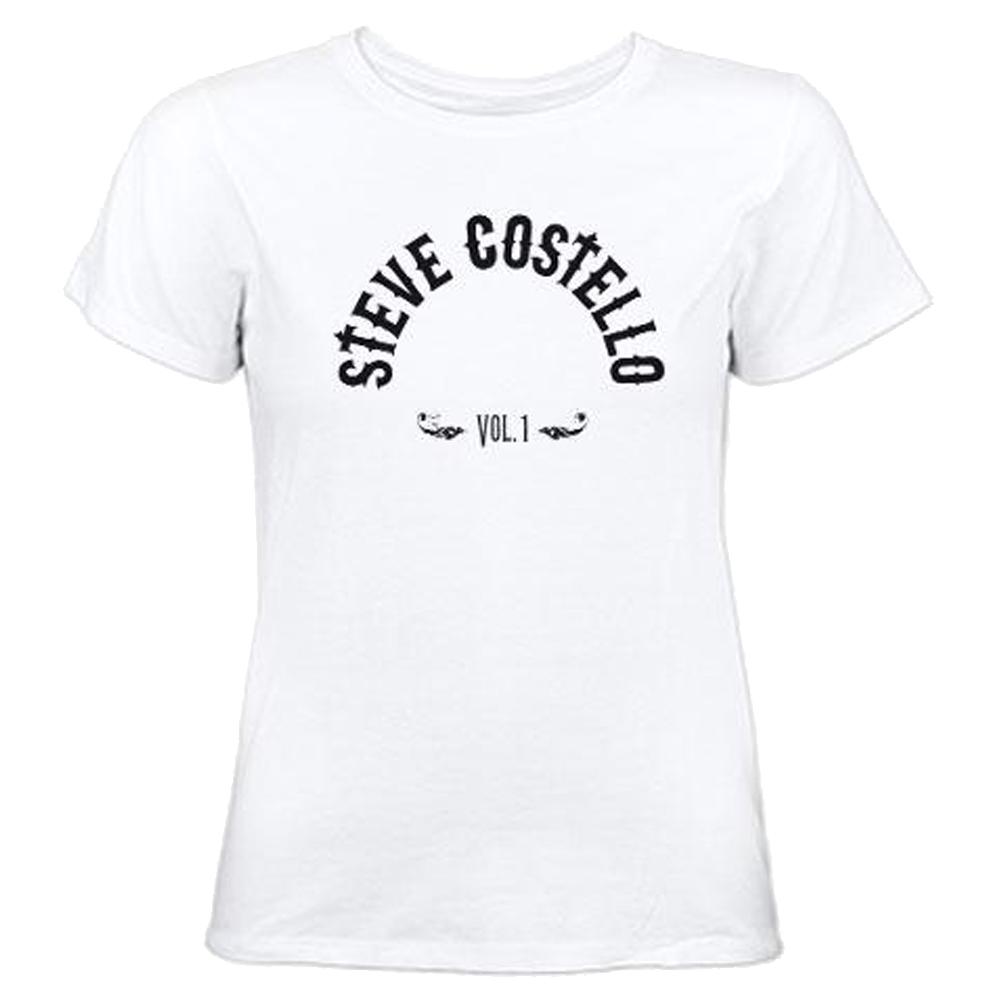 Women's White T-Shirt CAD$23.00