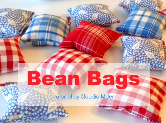 Tutorial How To Make Small Bean Bags Sew You Studio