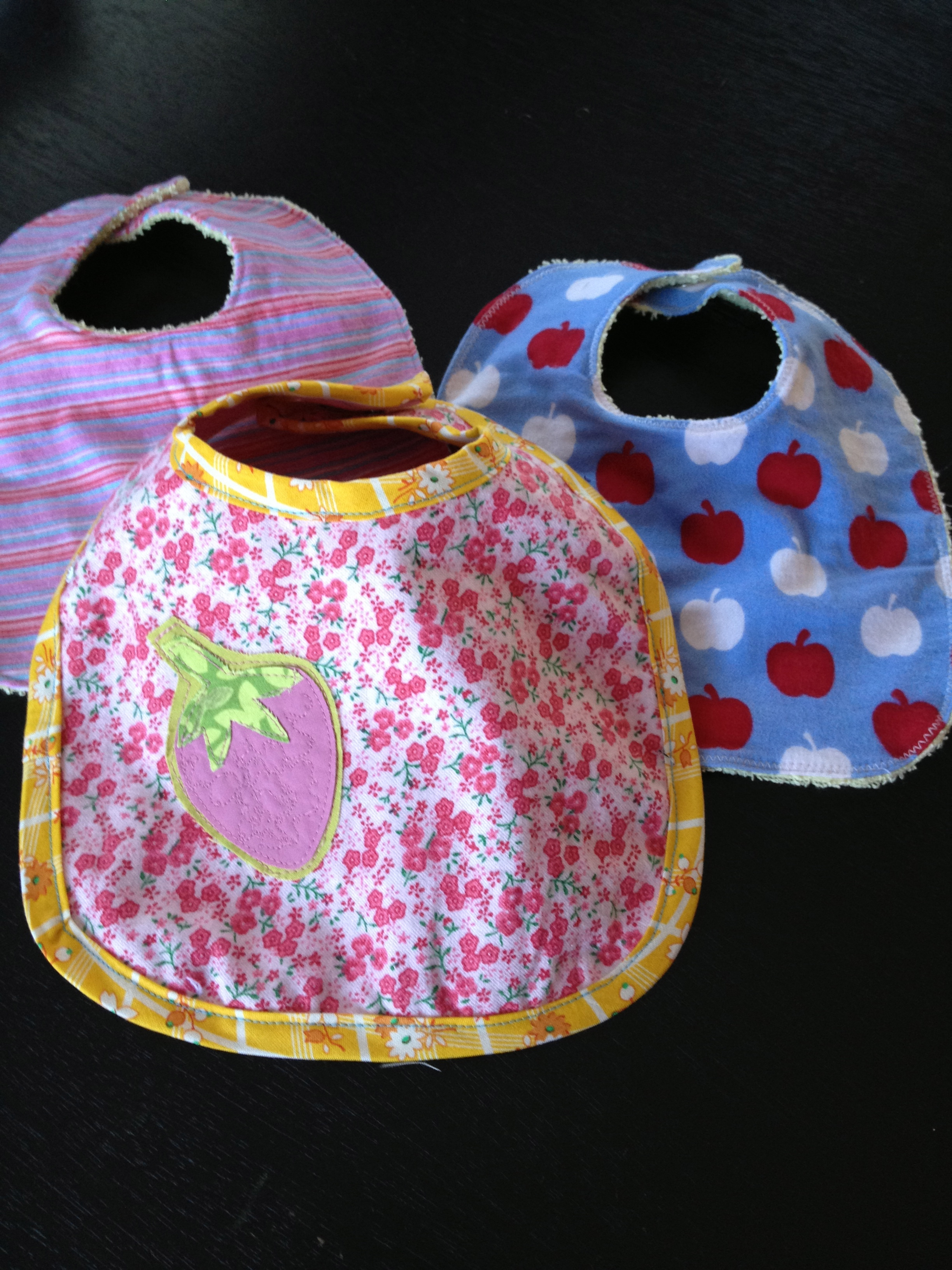 baby bibs for sew giving