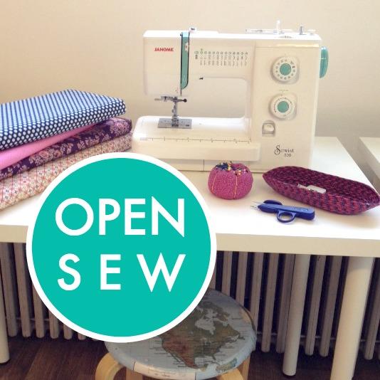 Sew You Studio   Open Sew