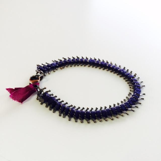 Sew You Studio   Craft Class - Jewelry, Fishbone Bracelet