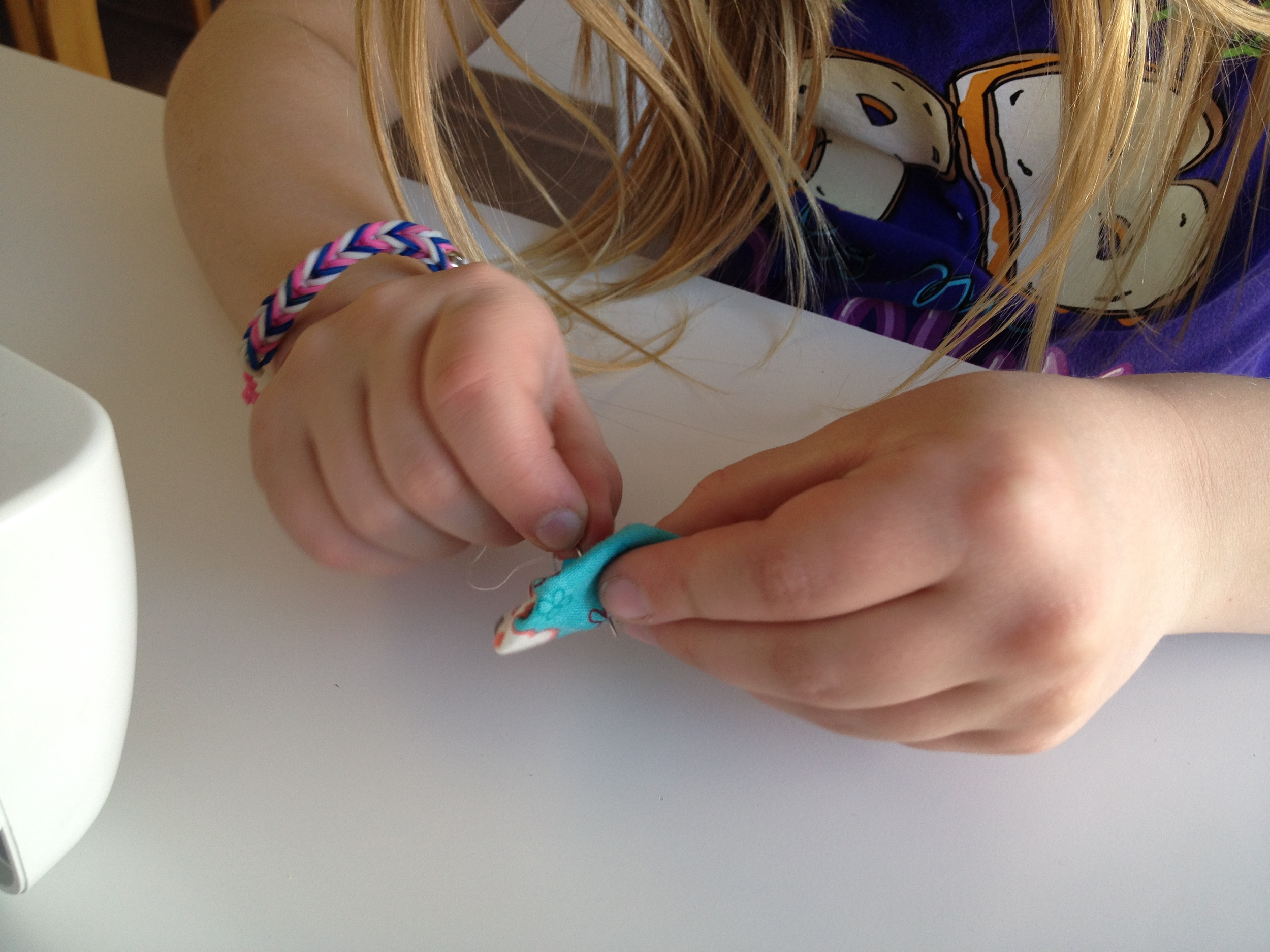 Sew You Studio | hand sewing for kids