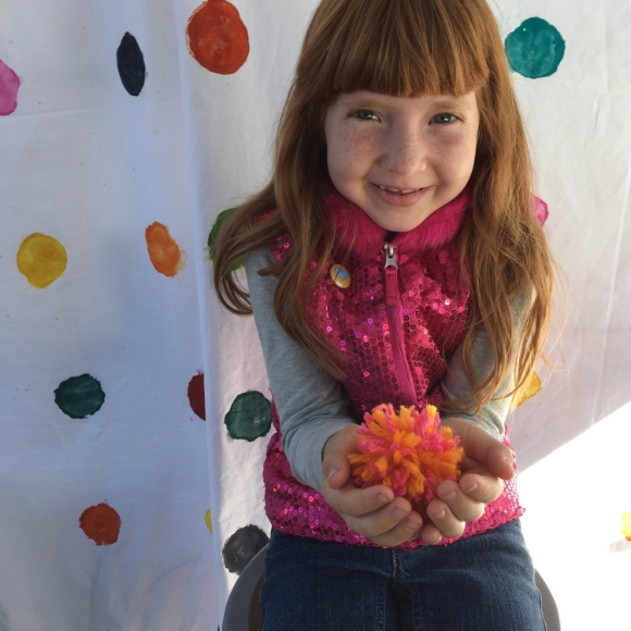 Sew You Studio | Happy Pom Pom Maker at the Horseshoe Fall Market