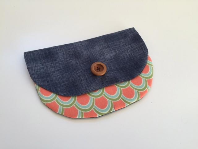 Sew You Studio | GIFT: Cute as a Button Purse