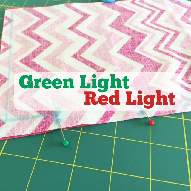 Sew You Studio | Green Light, Red Light
