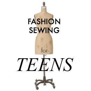 Sew You Studio | Sewing for Teens, Summer 2015
