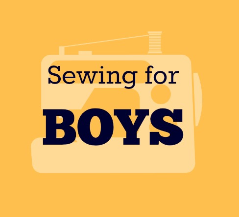 Sew You Studio | Sewing for Boys