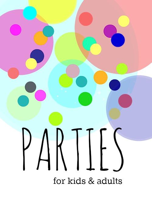Parties at Sew You Studio