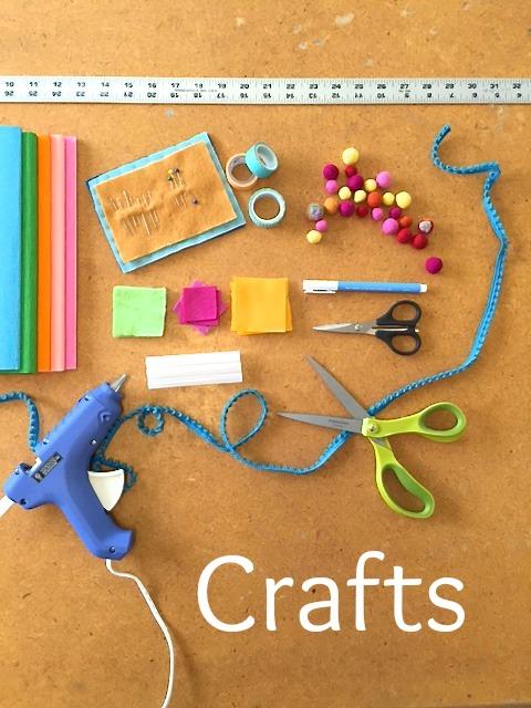 Kid Craft Day   Sew You Studio.com