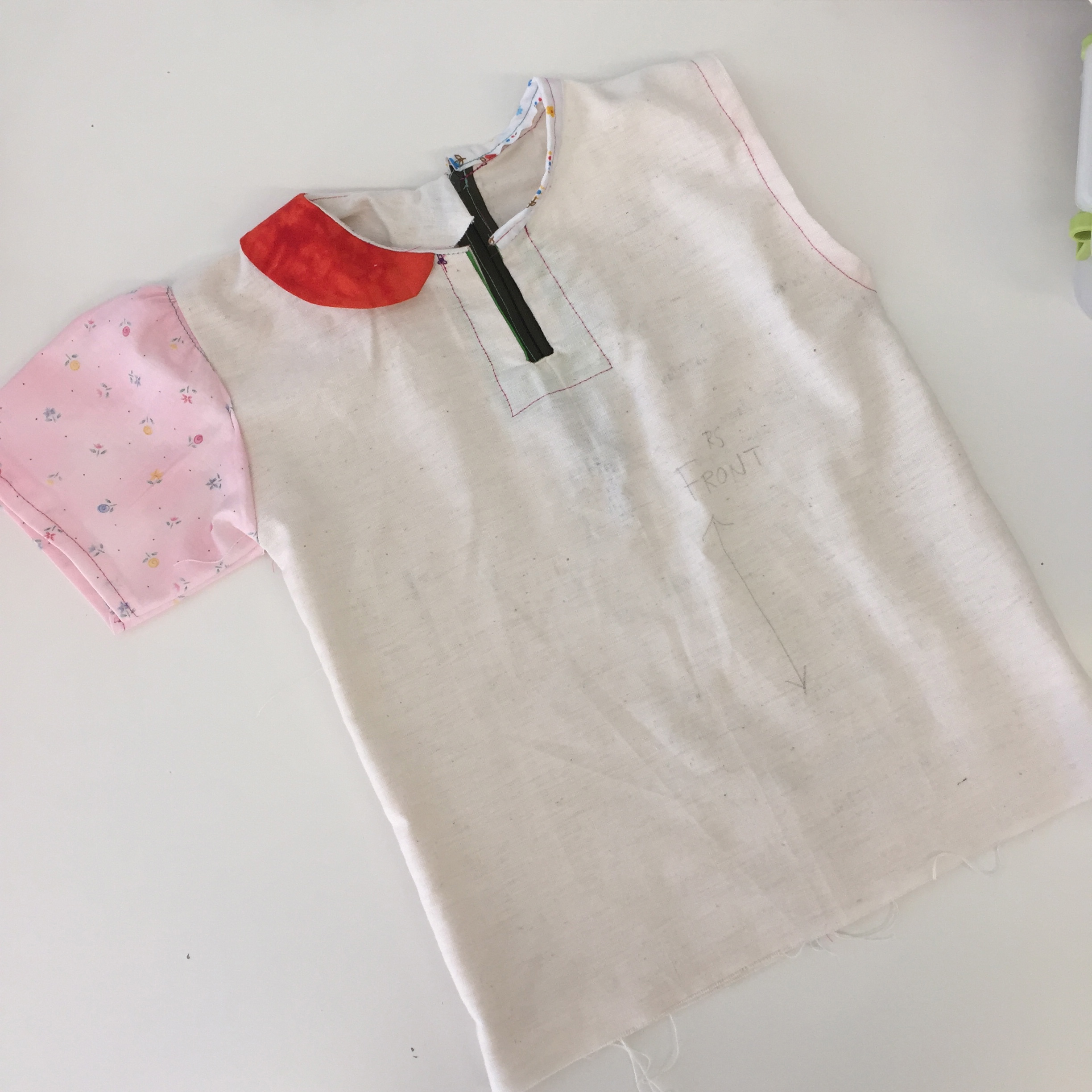 Dressmaking with Kids-Blouse/Top | Sew You Studio.com
