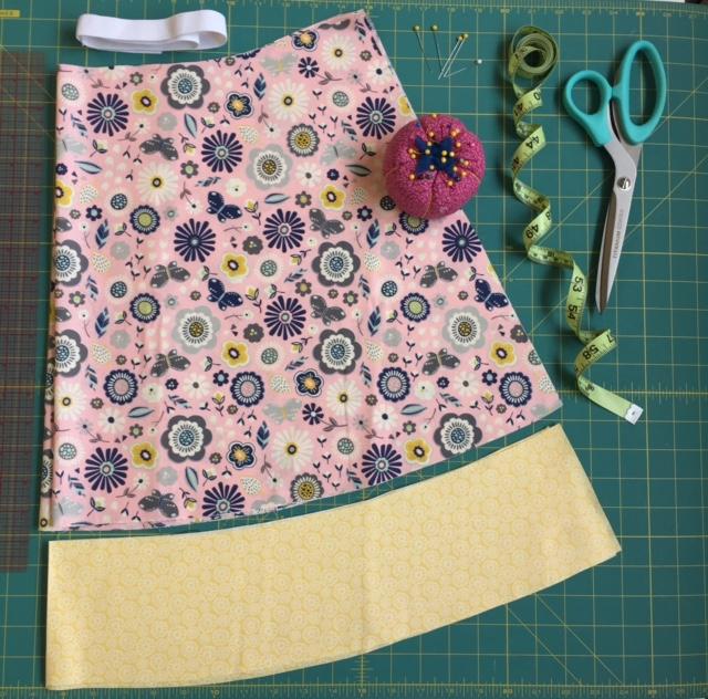 Pretty Skirt Kids Class | Sew You Studio.com