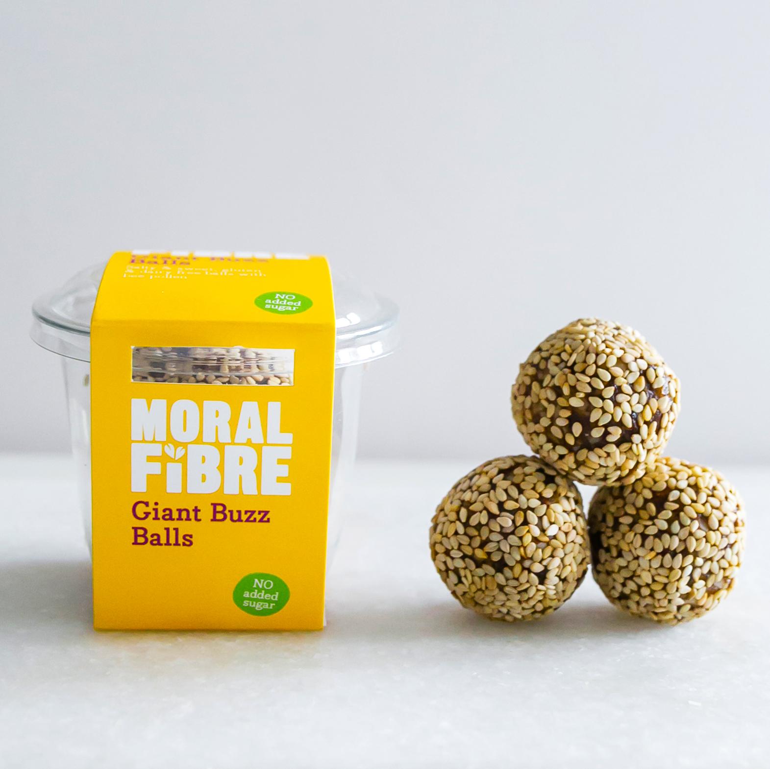 Sweet  Giant Buzz Balls (not vegan)