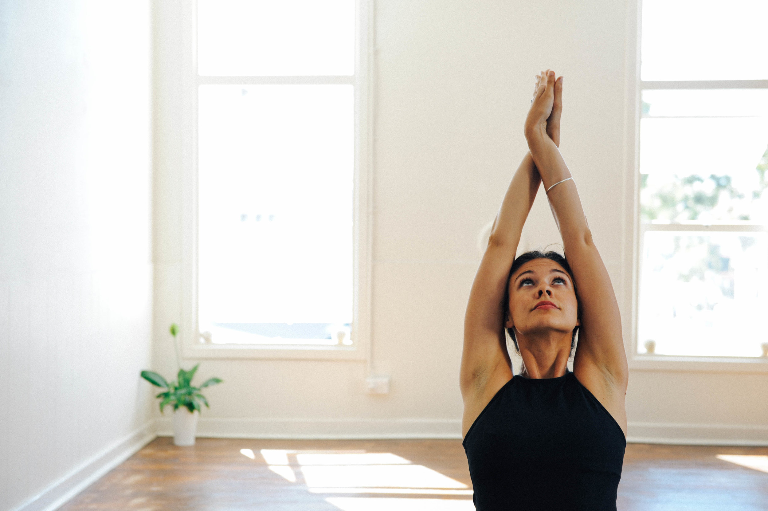 SHINE - yoga practice for morning and evening