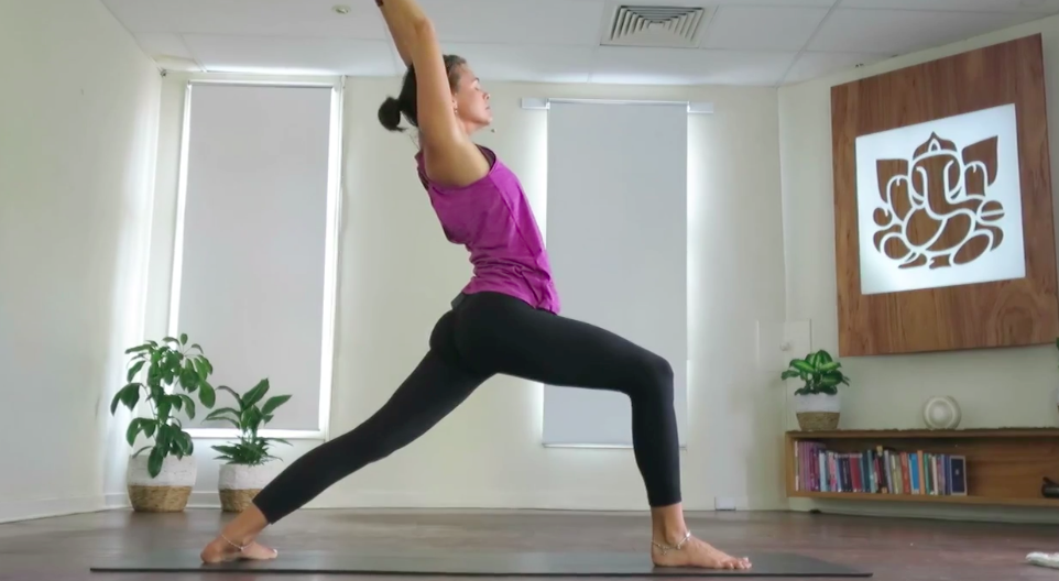 GLOW - vinyasa yoga for your inner and outer seasons