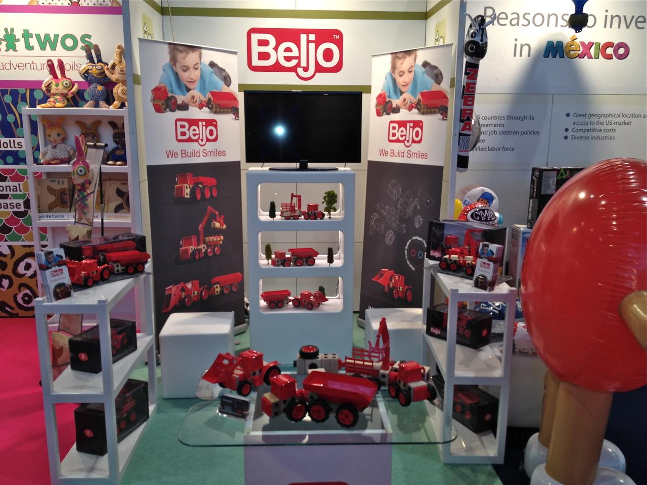 """""""Soft launch"""" av Beljo konseptet i Tyskland fra 29 januar."""