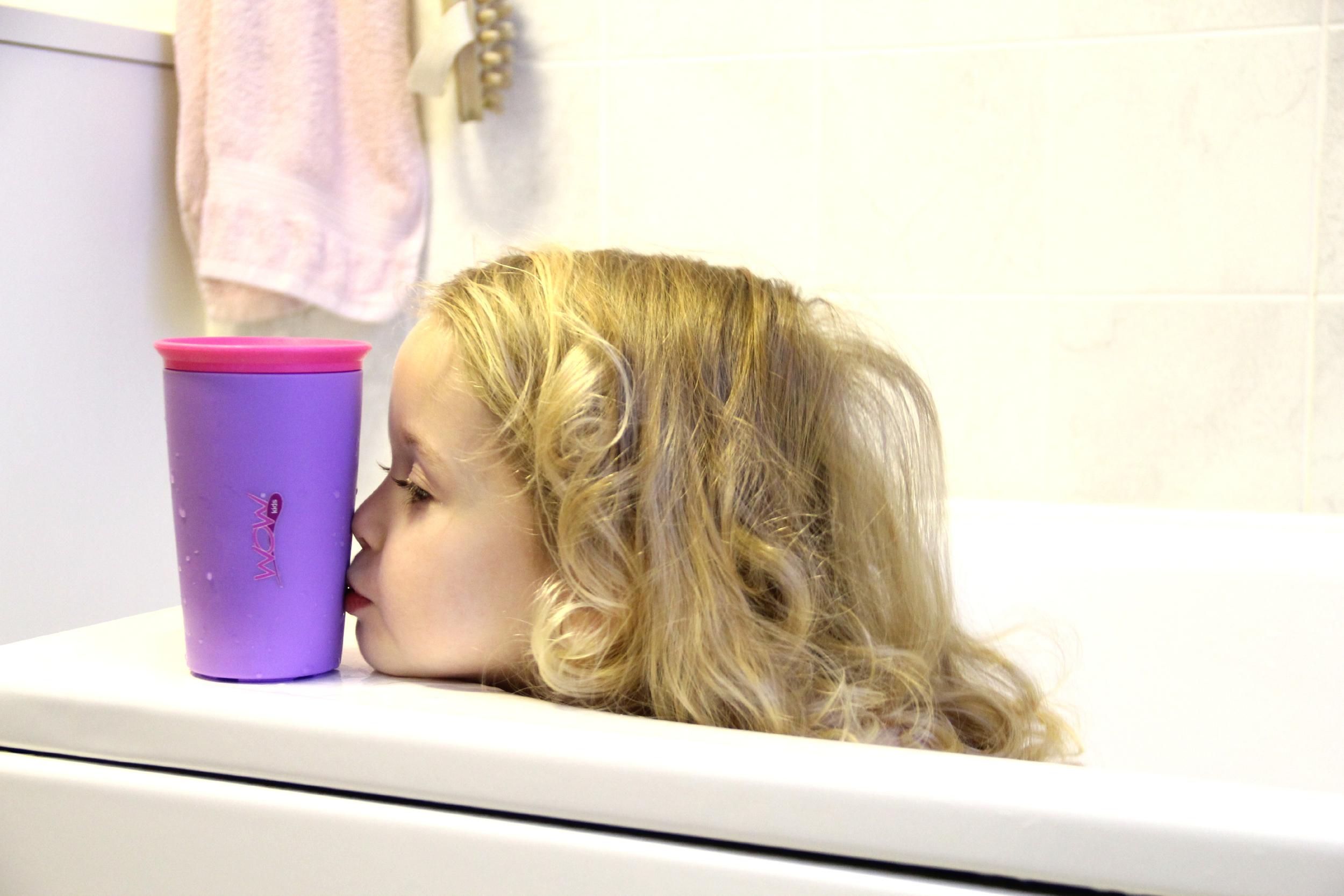 Victoria elsker koppen sin