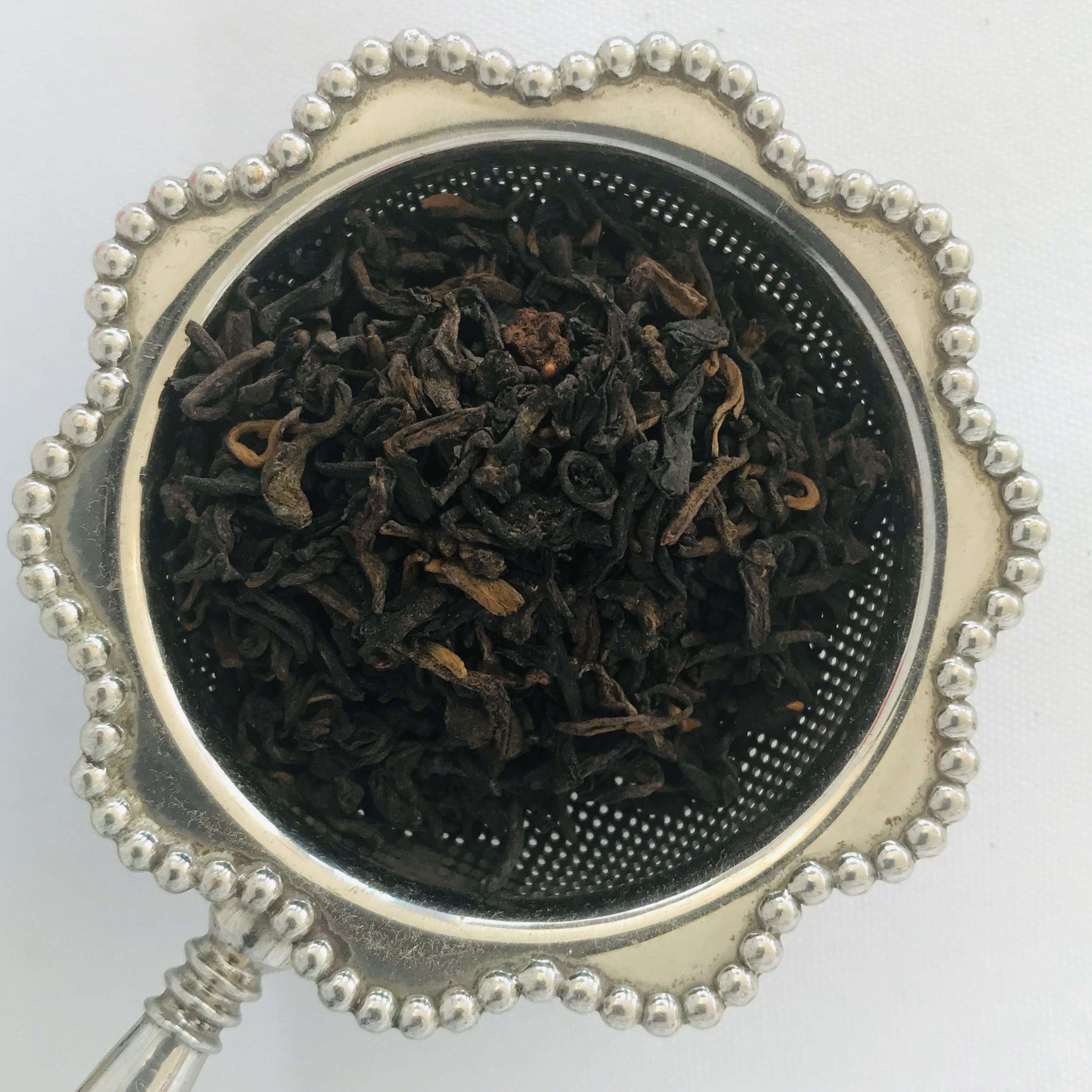 Pu-erh Tea -