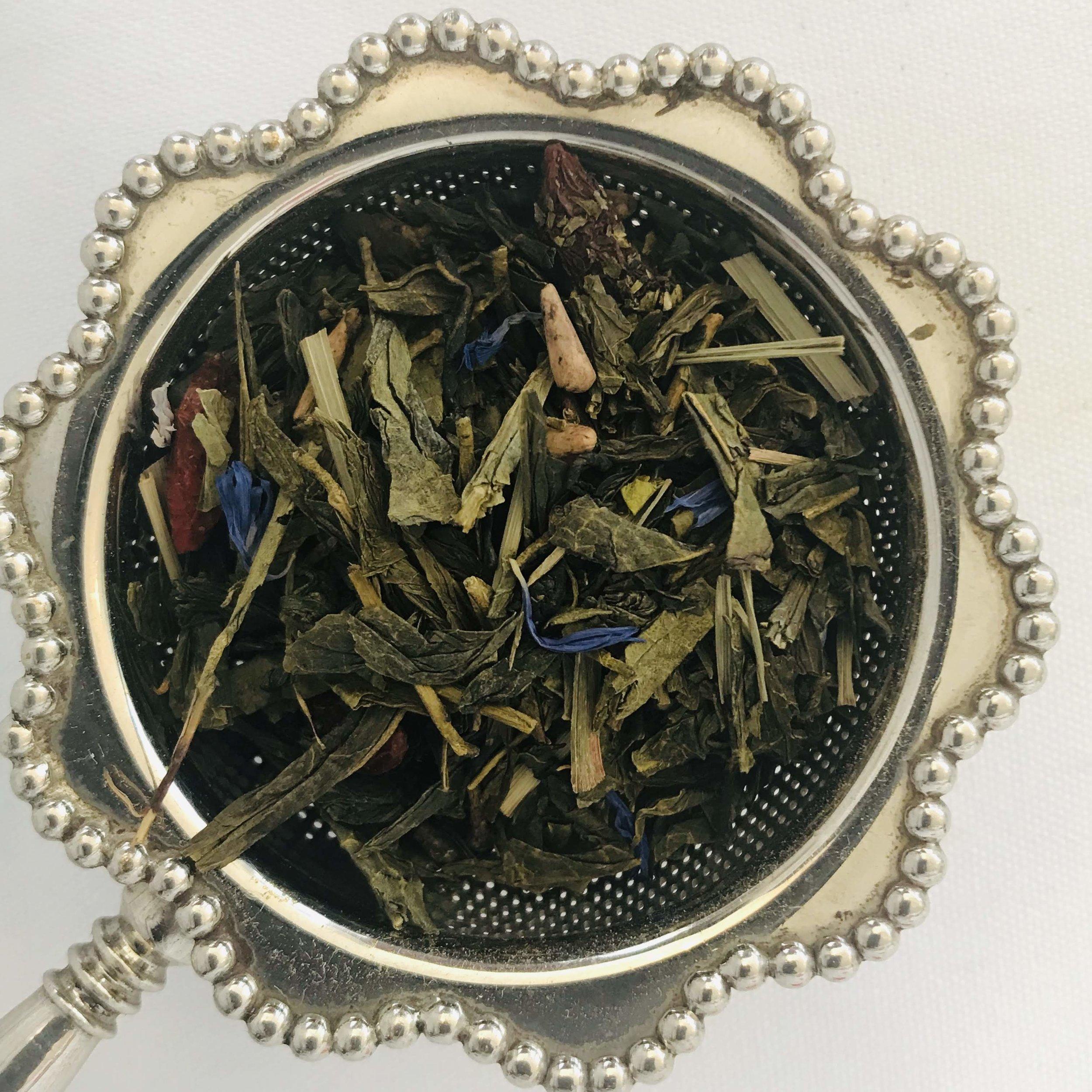 Green Tea -