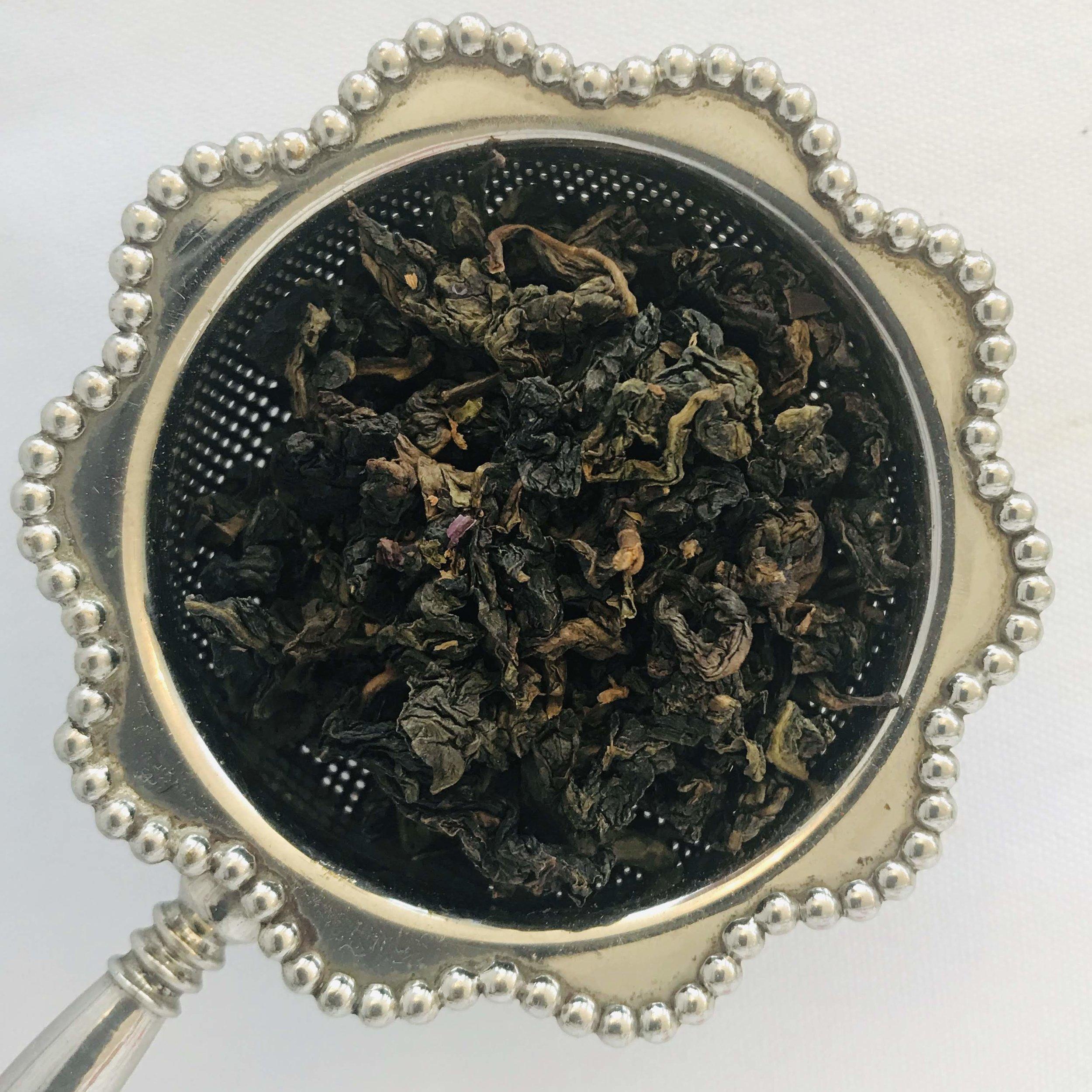 Jasmine & Oolong Tea -