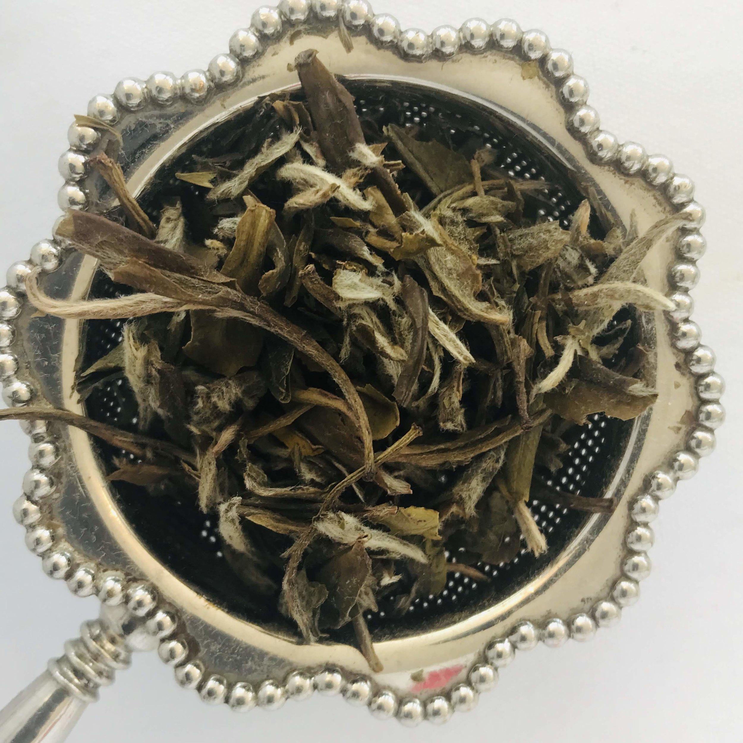 White & Yellow Tea -