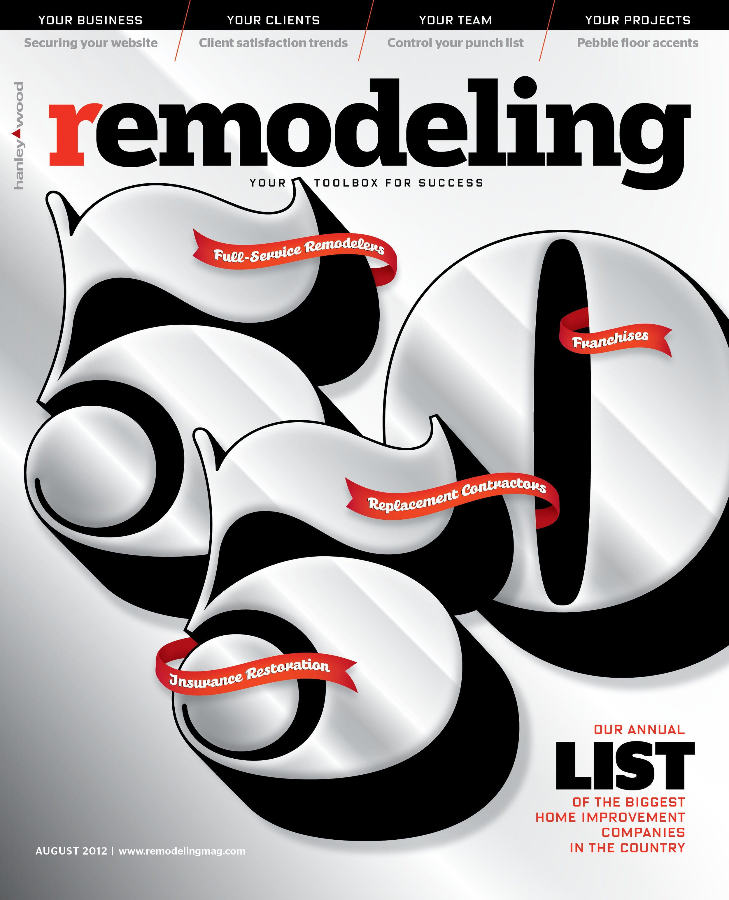 Remodeling    | cover design for special issue
