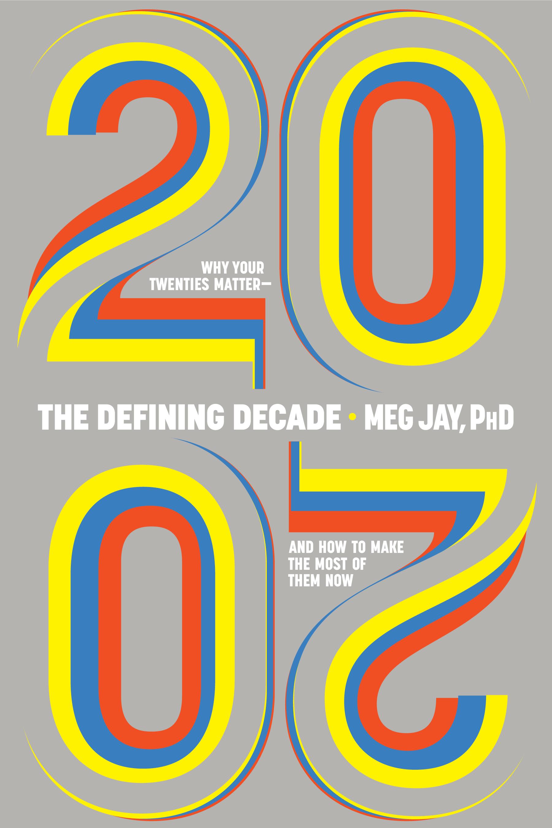 Twelve  | The Defining Decade  alternative cover