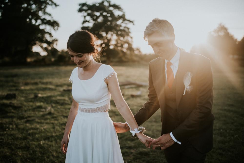 boho wedding photographer in france