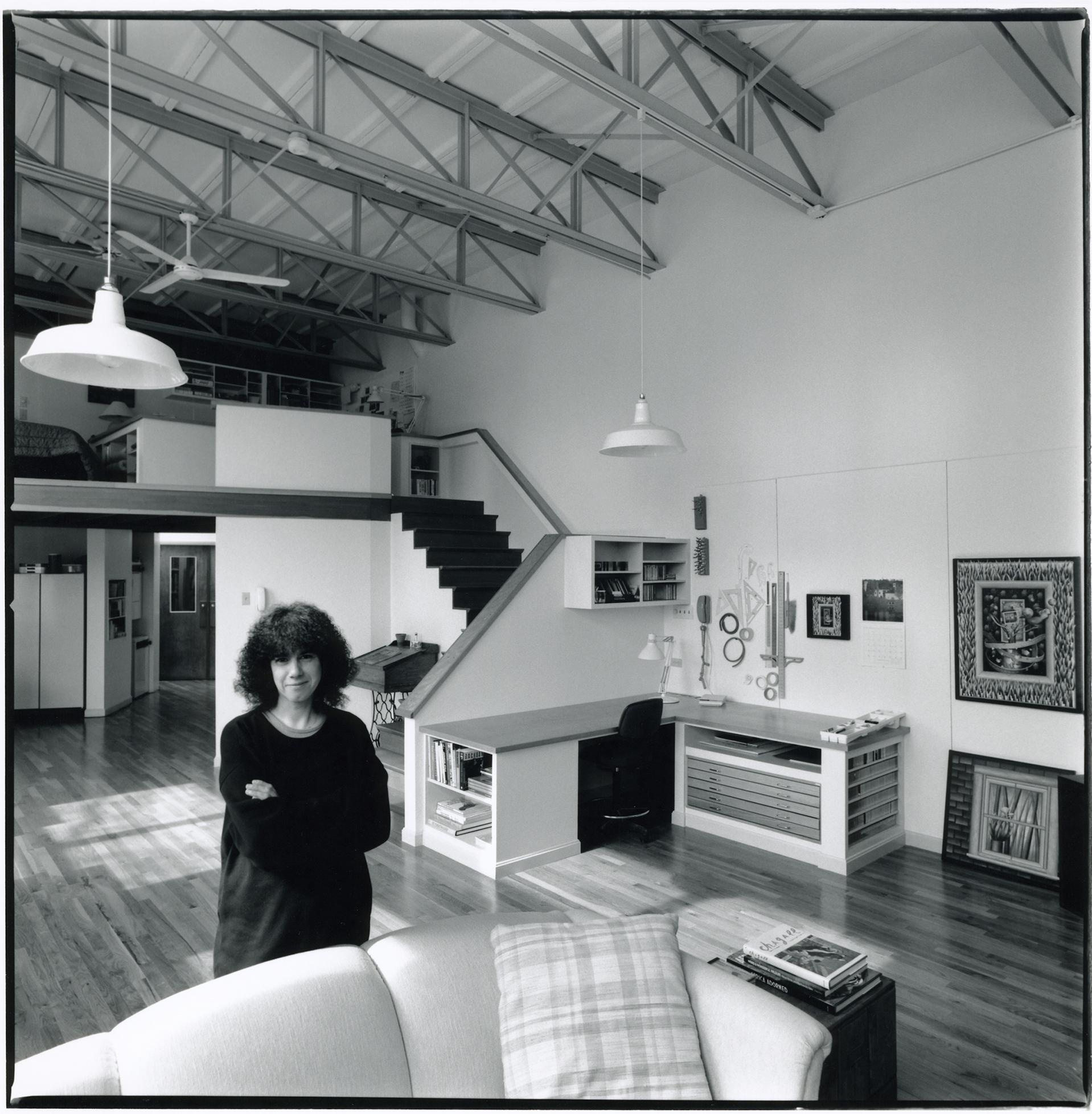 WENDY IN STUDIO 1992