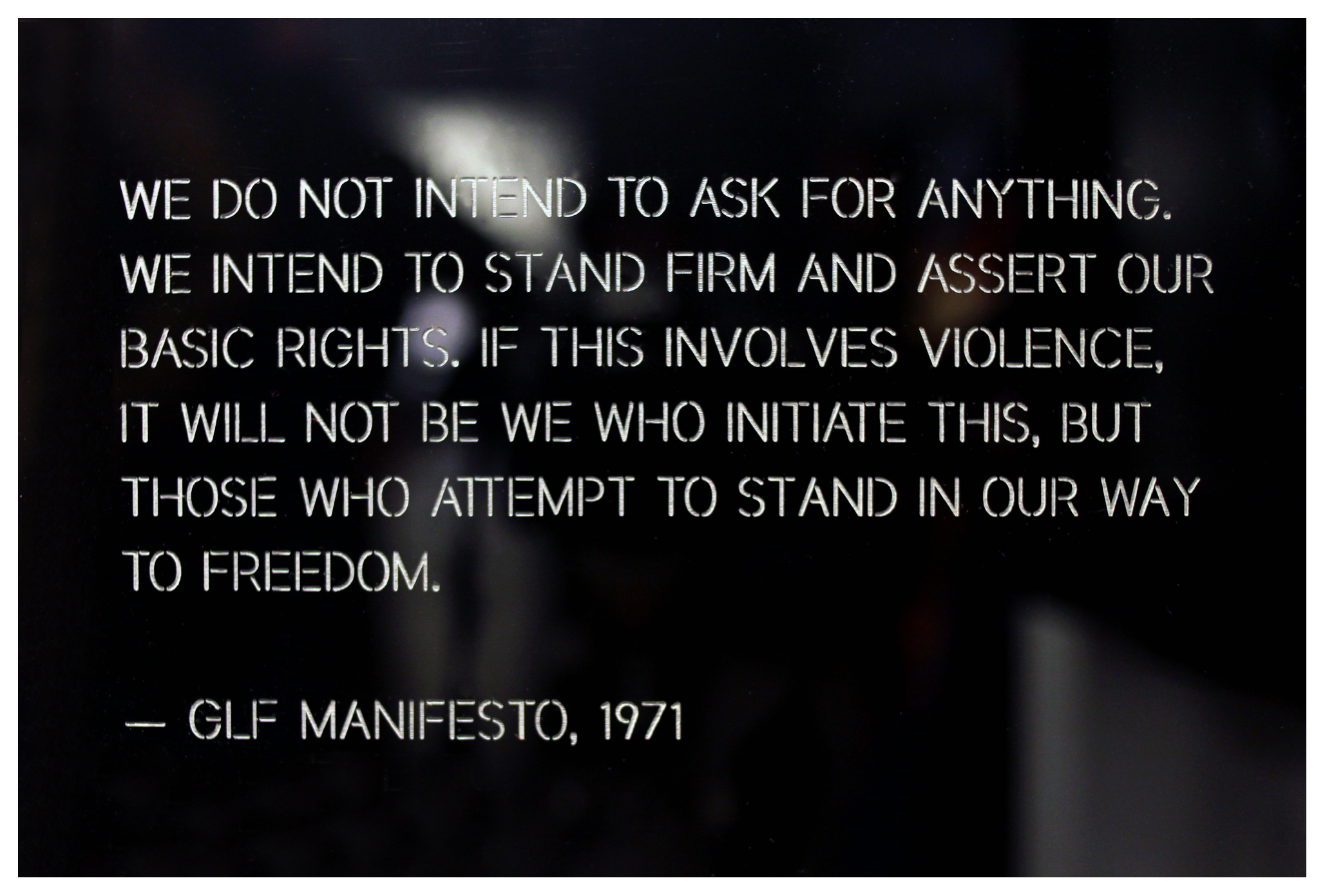 Activism #3