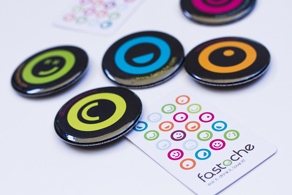 Salt Design Fastoche badges