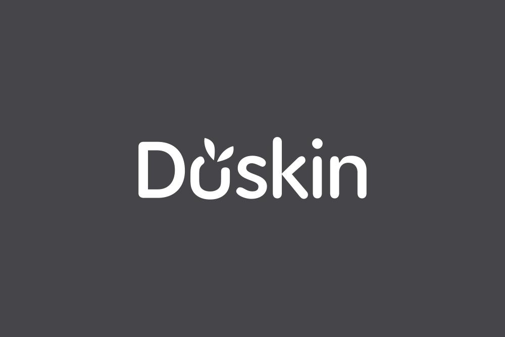 Duskin logo Salt Design
