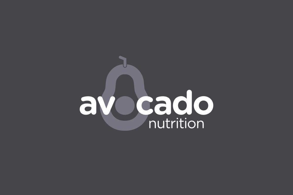 Avocado Nutrition logo Salt Design