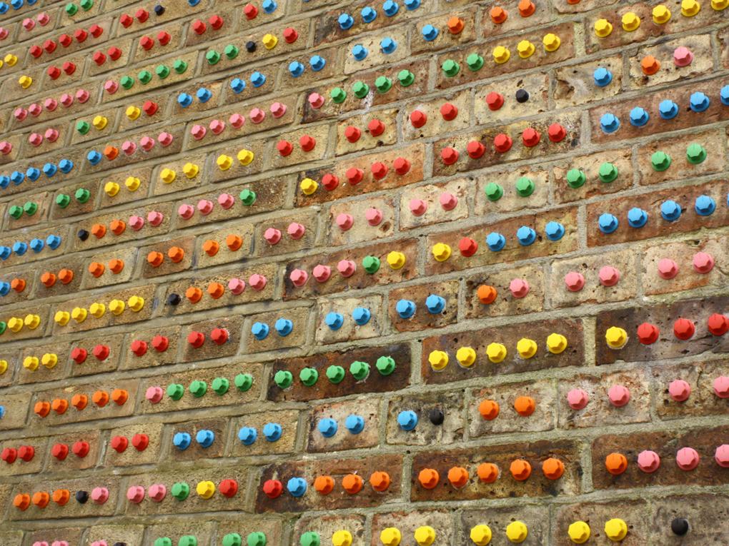 Redding Wall : Sam Millen : 2014