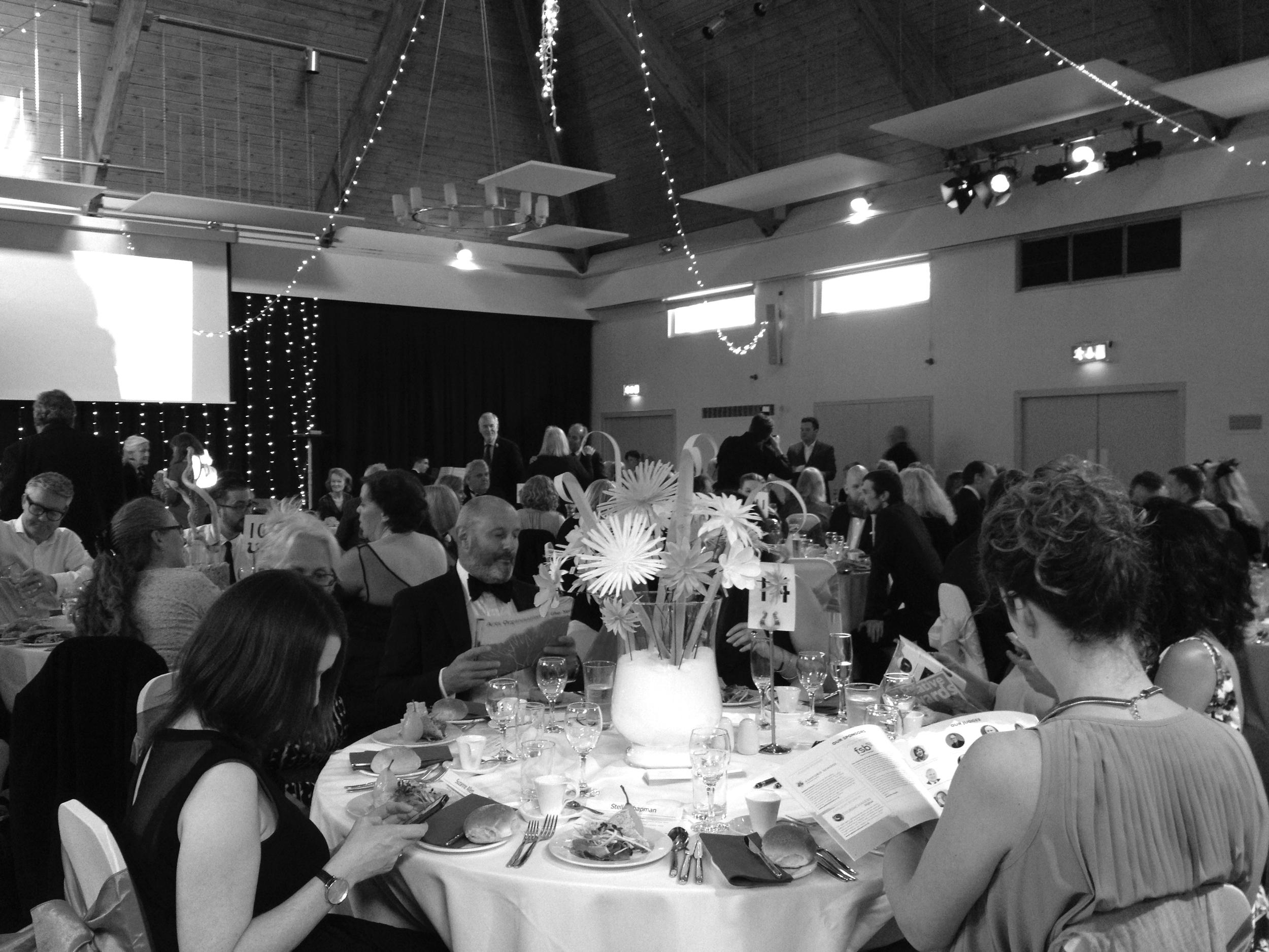 Kent Creative Awards 2016 Evening Salt Design