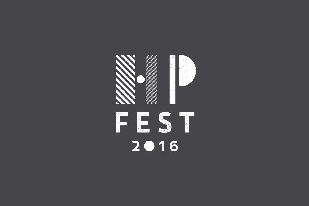 HP Fest 2016 logo Salt Design