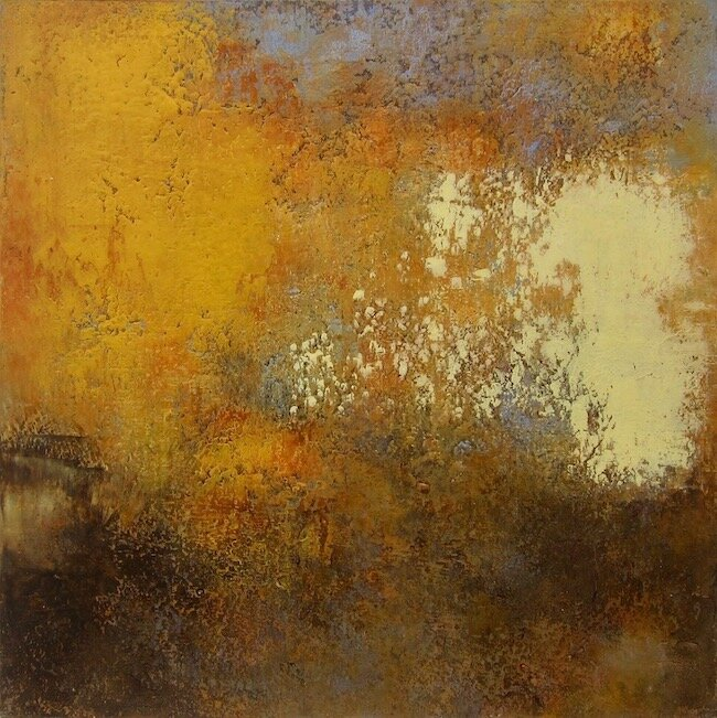 'Hollow' Selected, hung and sold at 167th RWA Annual Autumn Exhibition 2019