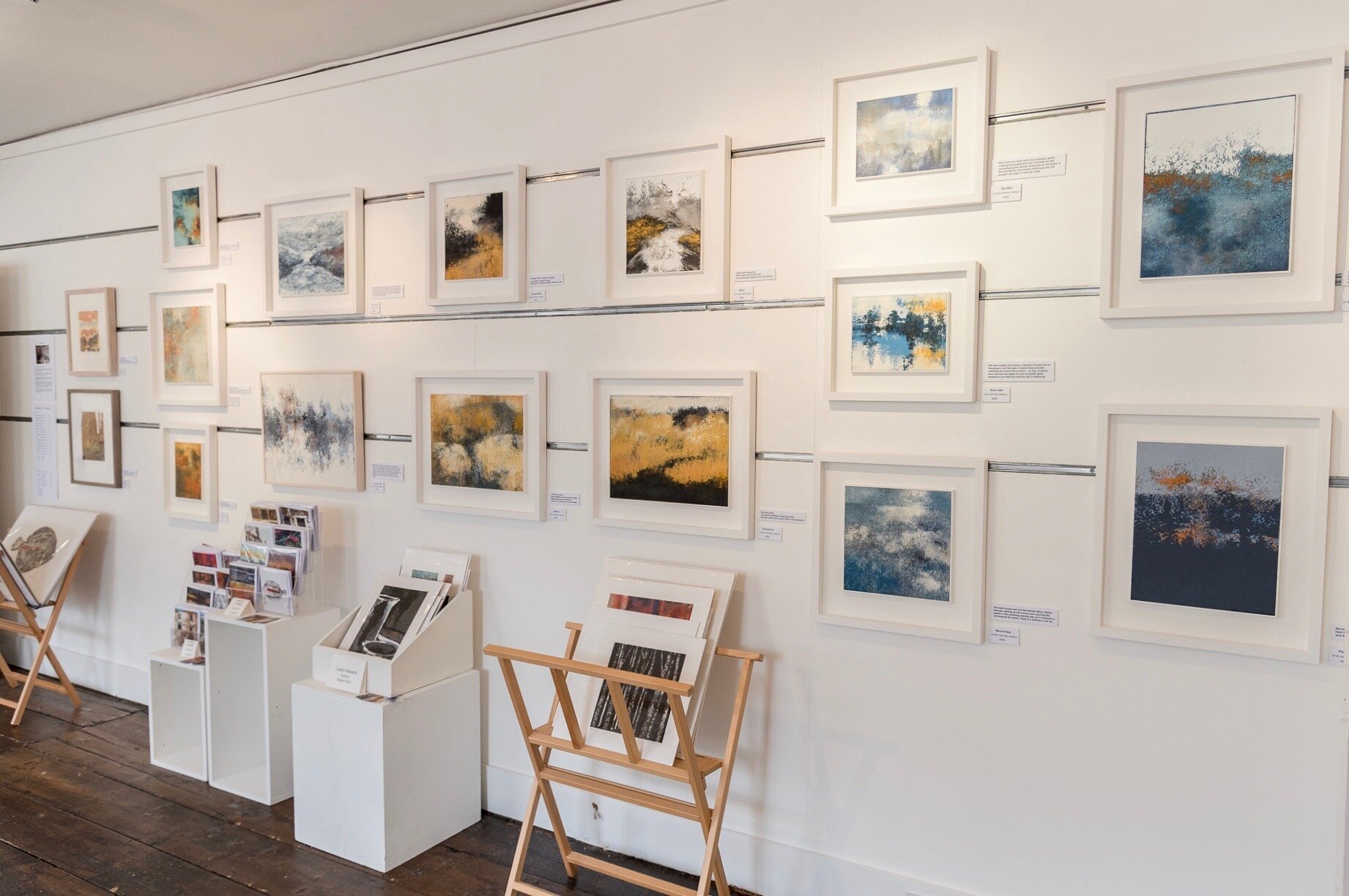 'Six in the City' Bristol Guild, August 2019