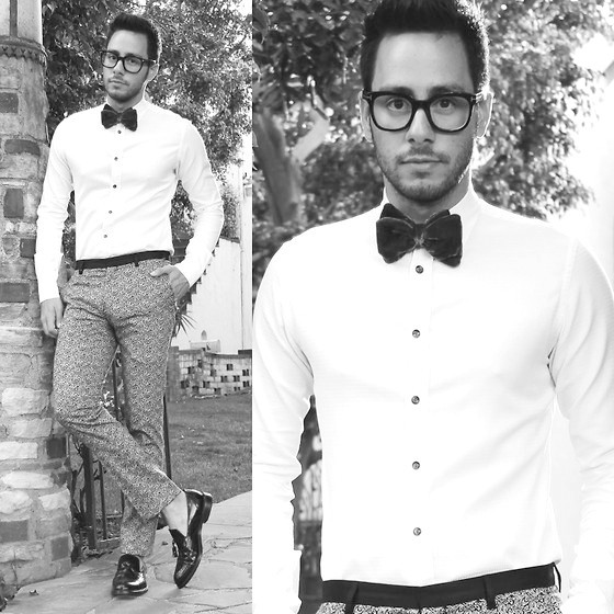 Formals for men with Bow-tie