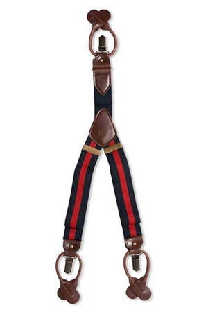For those dapper looking, 90's fan, this suspenders are a must-have. With suits or denims, you take a call.