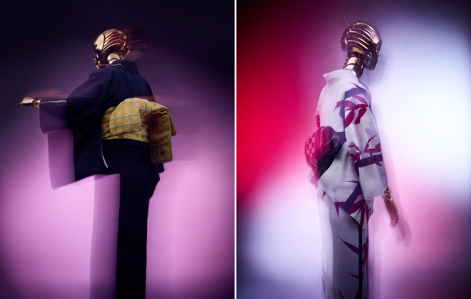 Retouching - Studio Invisible | Warren Du Preez & Nick Thornton Jones - Kimono Roboto